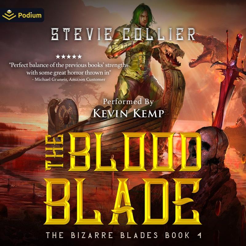 Bizarre Blades, Book 4
